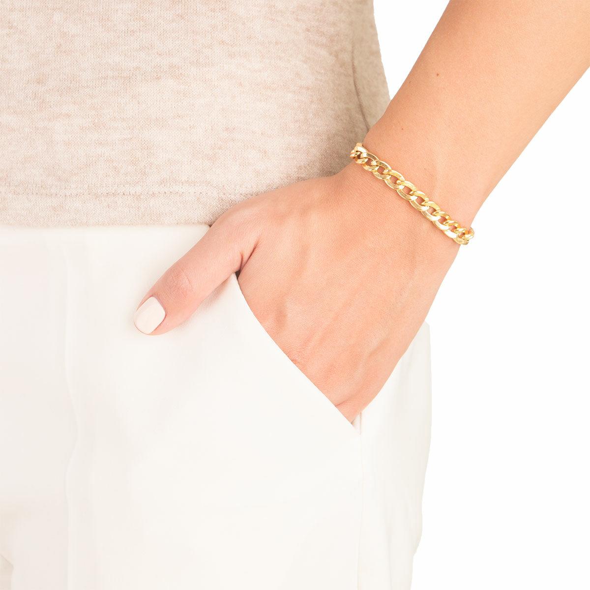 دستبند طلا کارتیه ۳
