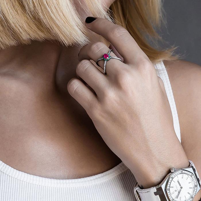 انگشتر طلا آدینا ۲