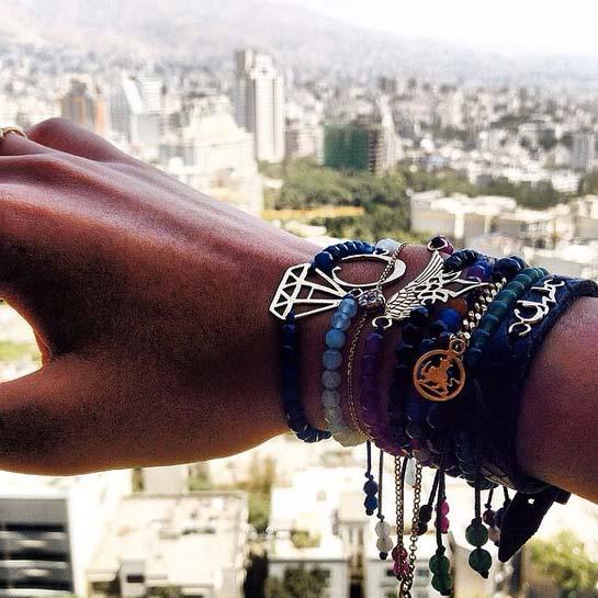 دستبند طلا طهران