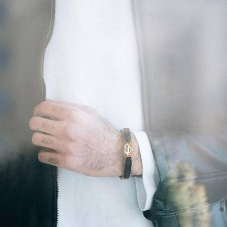 دستبند طلا Superman