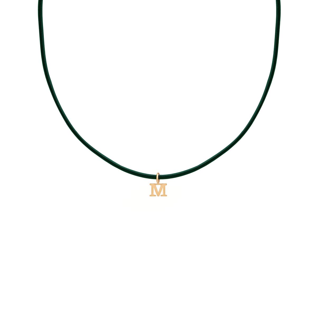 پرسته گردنبند طلا M