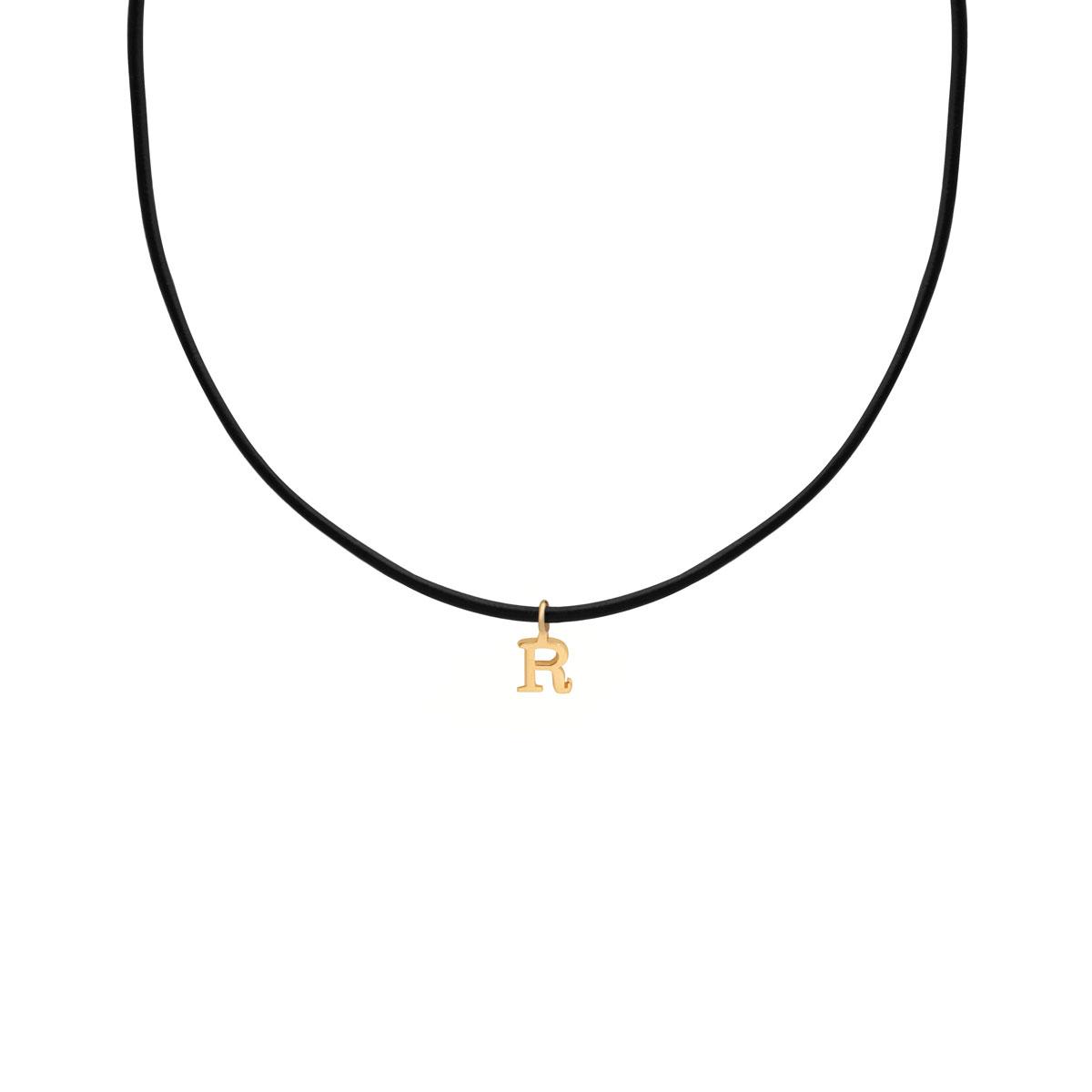 پرسته گردنبند طلا R