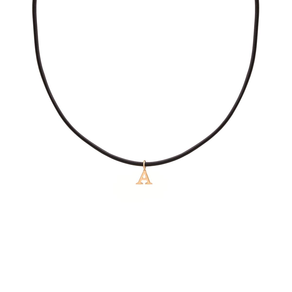 پرسته گردنبند طلا A