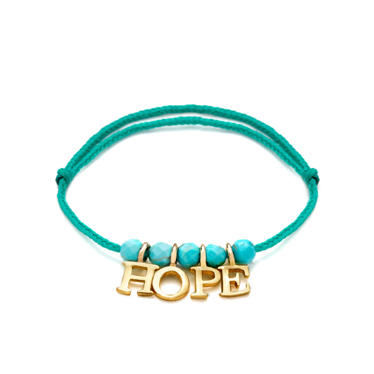 دستبند طلا Hope