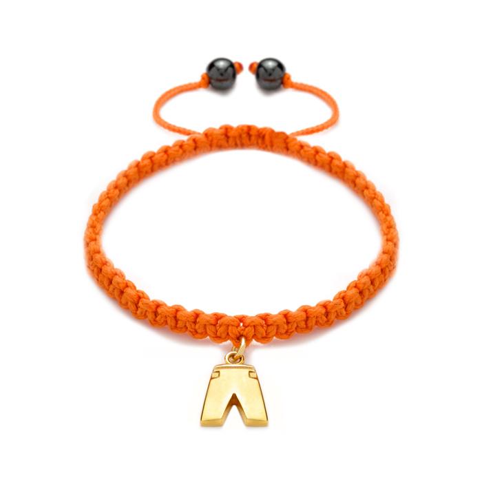 دستبند طلا پسرانه شلوار