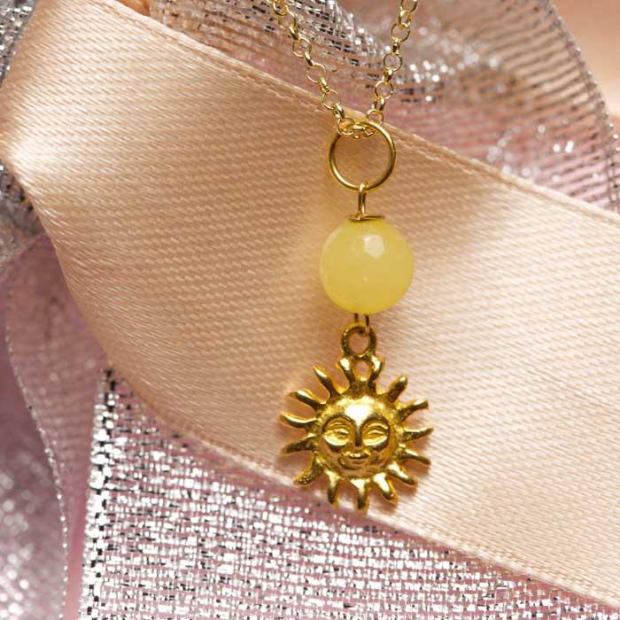 دستبند طلا دخترانه خورشید ۲