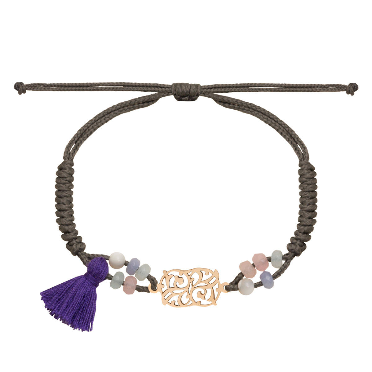 دستبند طلا اسلیمی