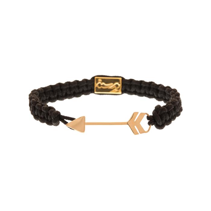 دستبند طلا پیکان