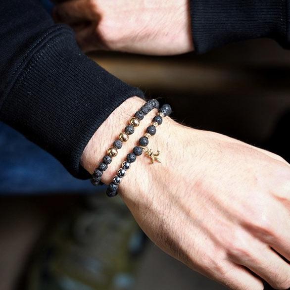 دستبند طلا خنجر