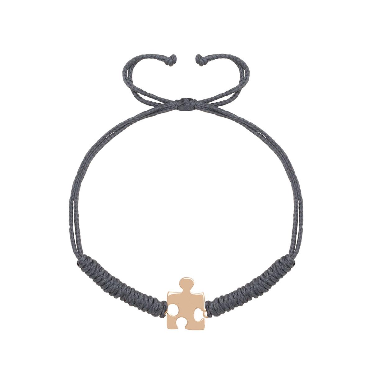 دستبند طلا پازل