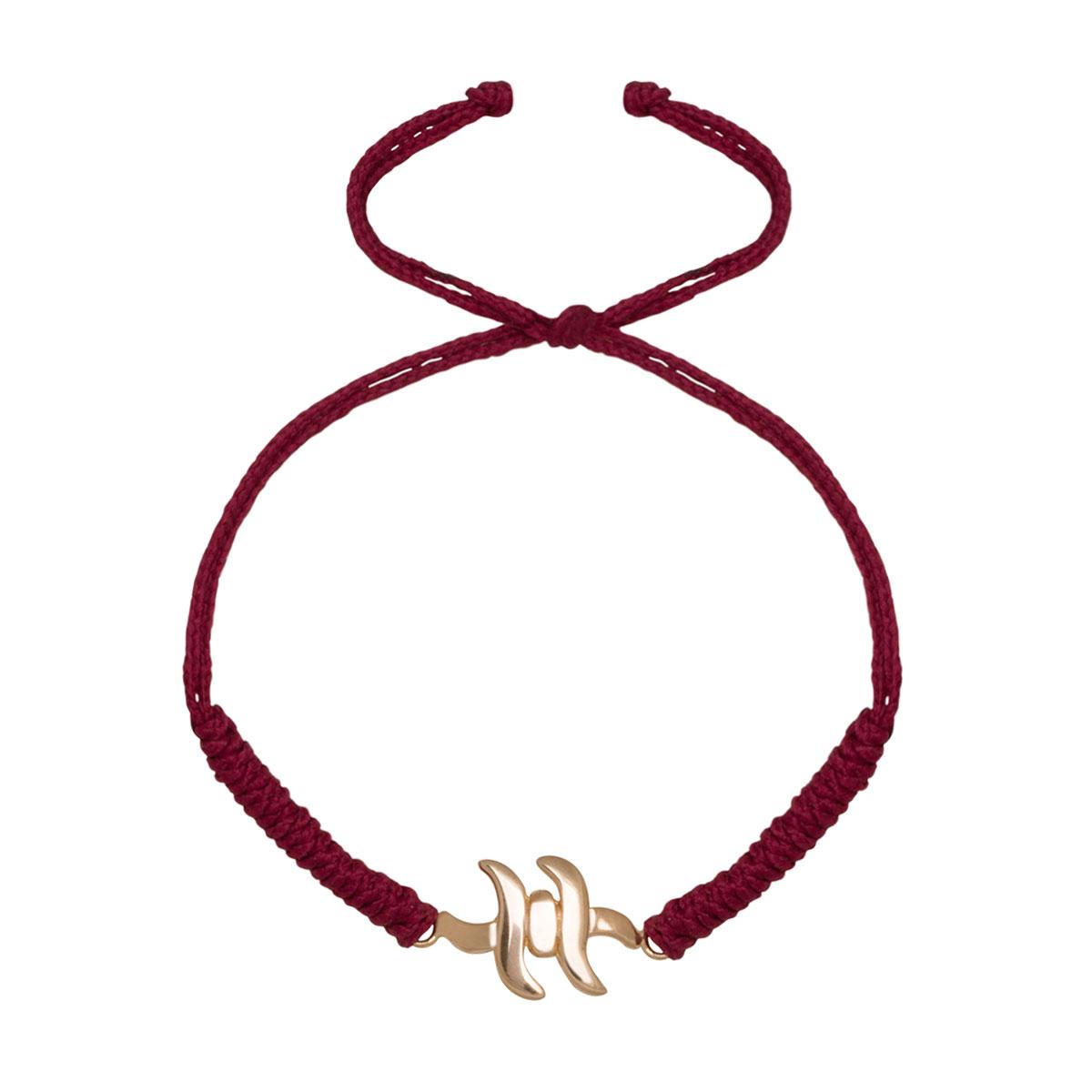 دستبند طلا سیم خاردار