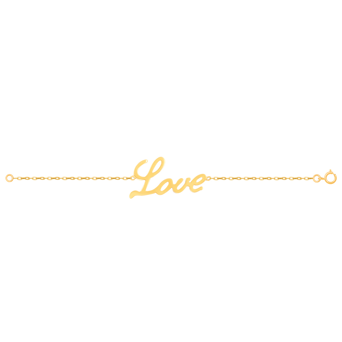 پابند طلا Love