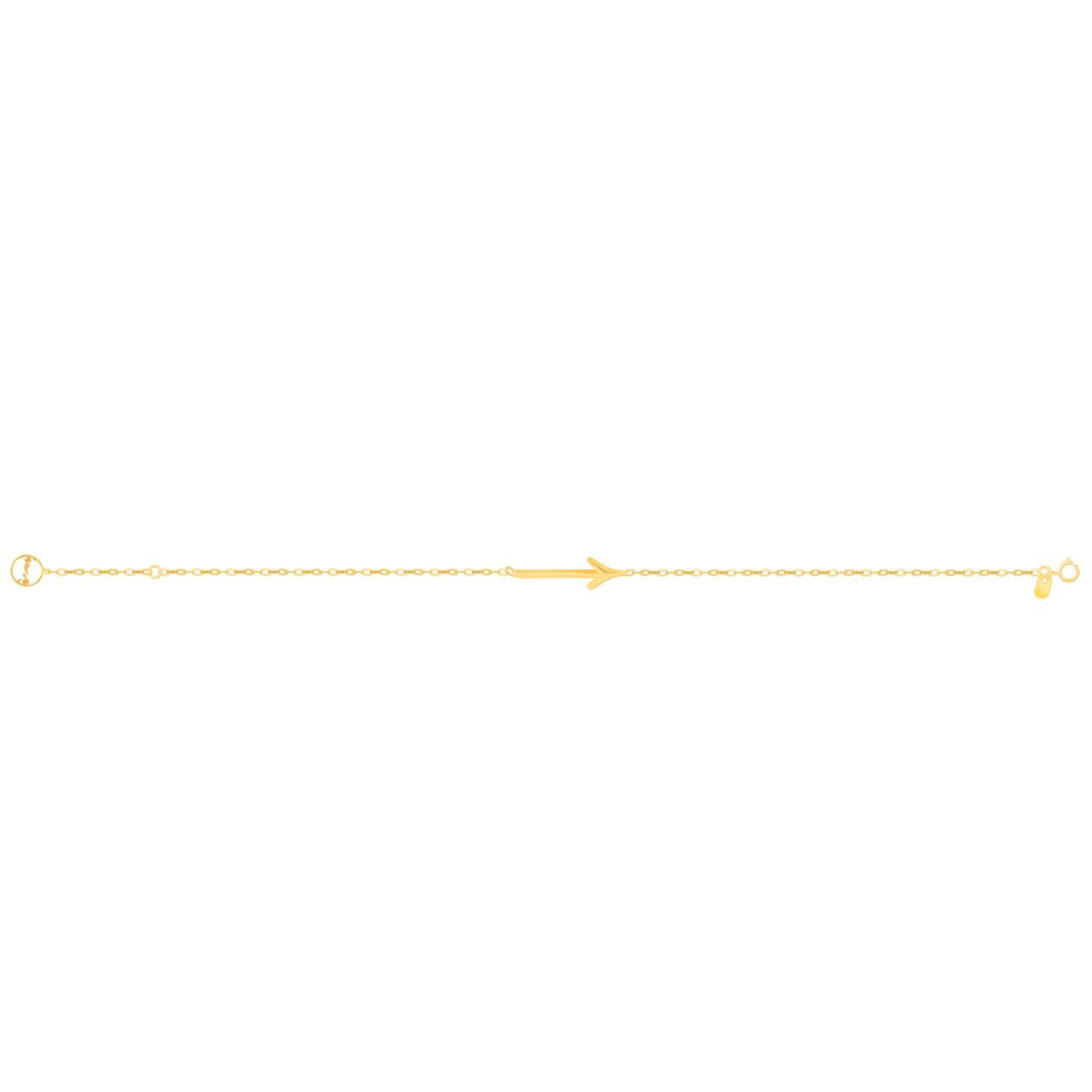 پابند طلا پیکان