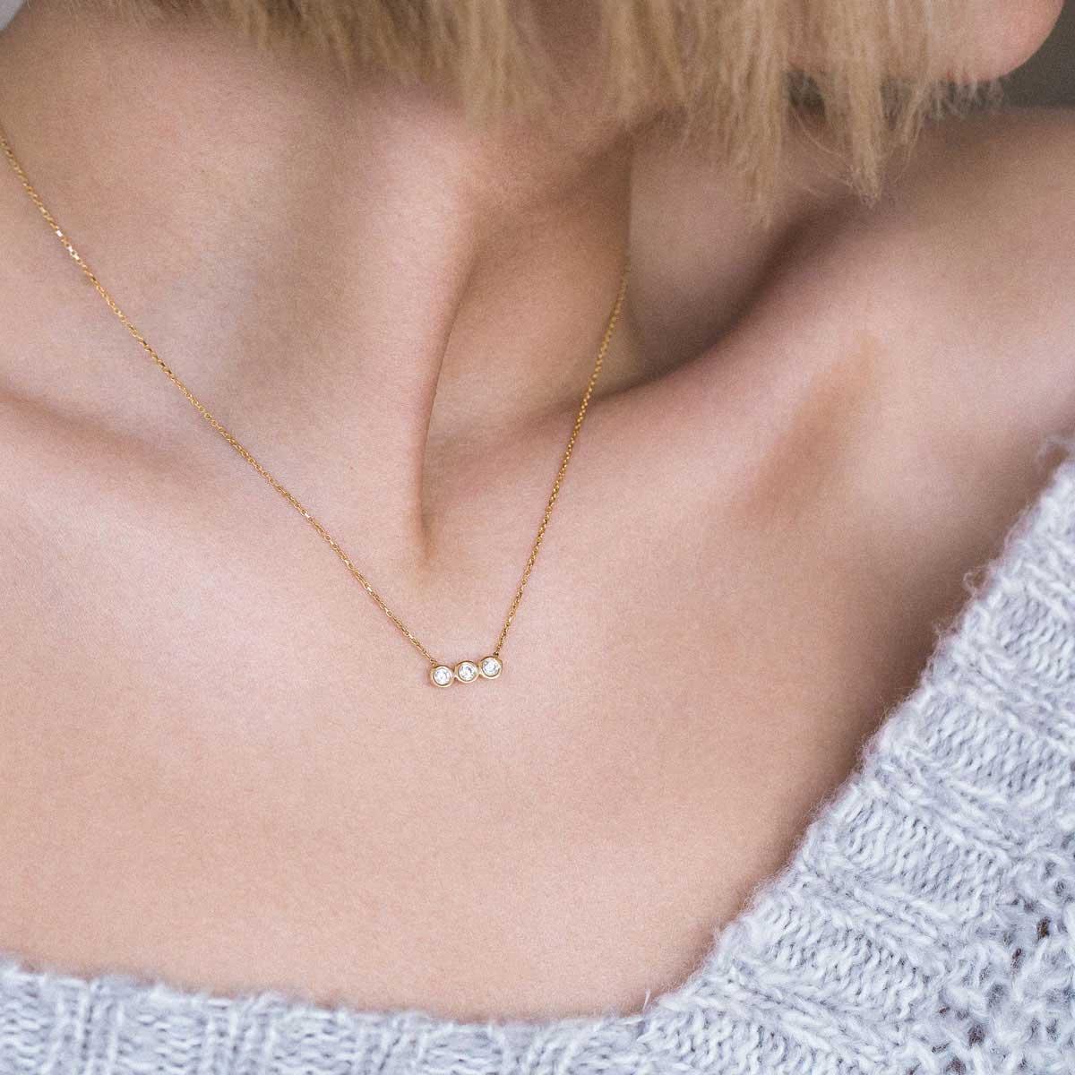 گردنبند طلا آرتمیس