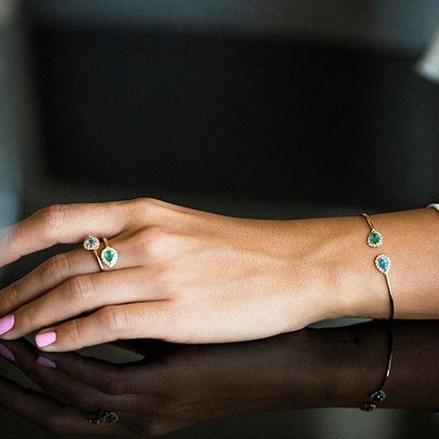 انگشتر طلا اطلس