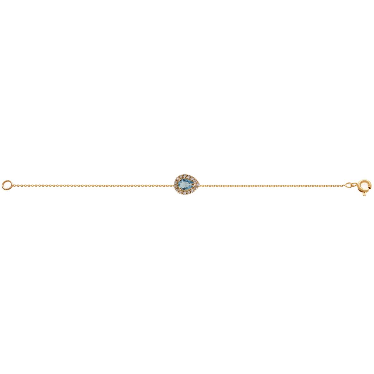 دستبند طلا اطلس