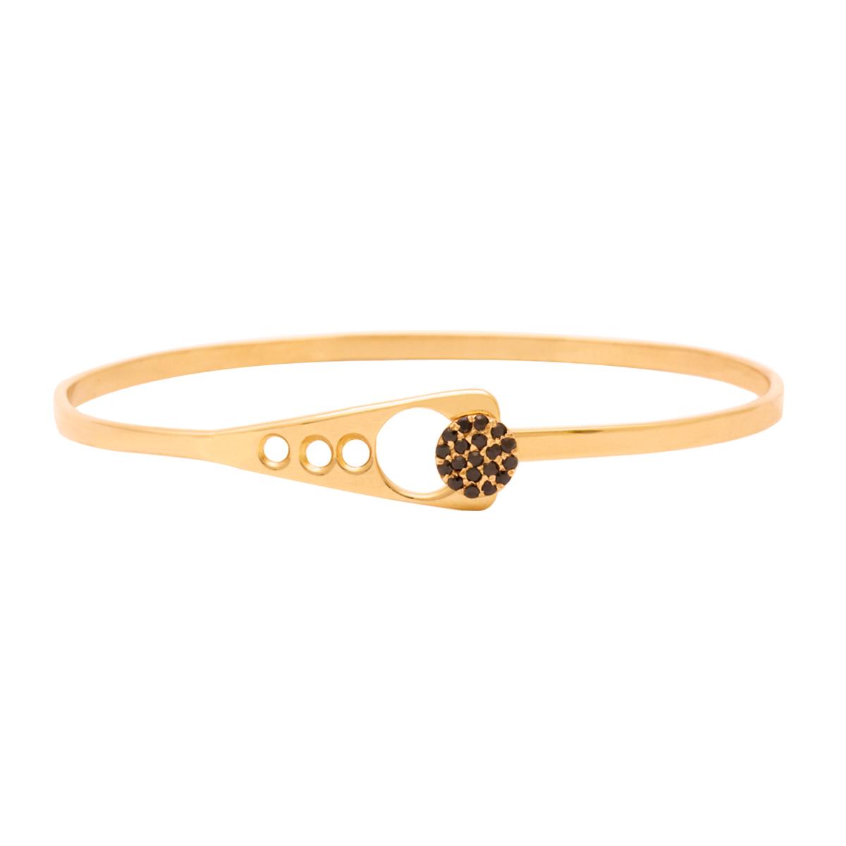 دستبند طلا تیام