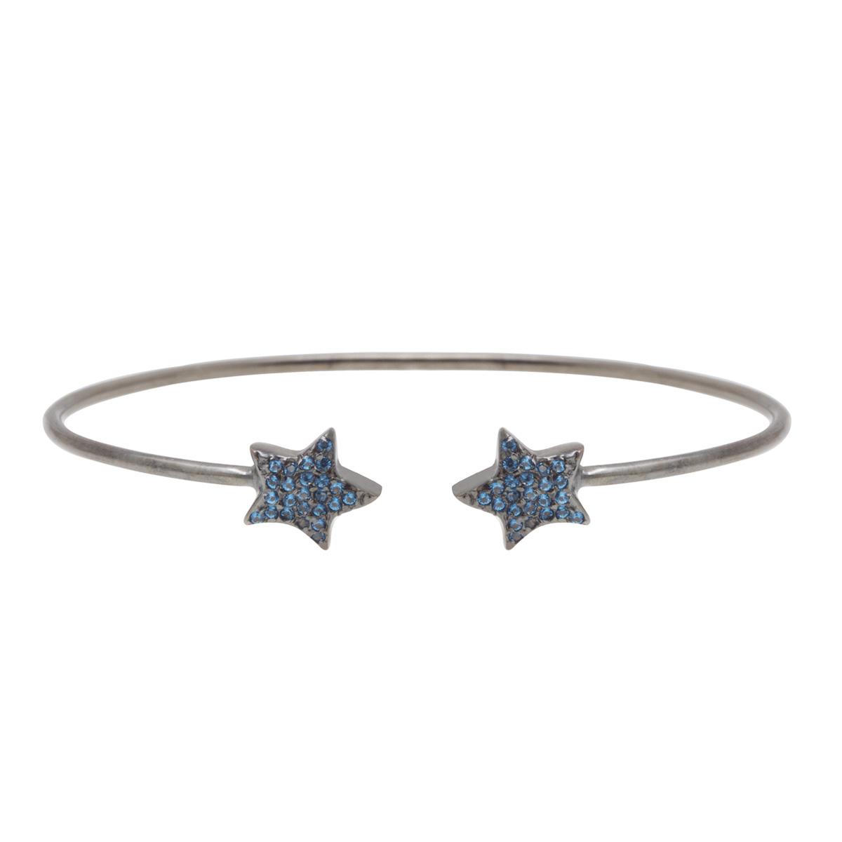 پرسته النگو طلا Blue star