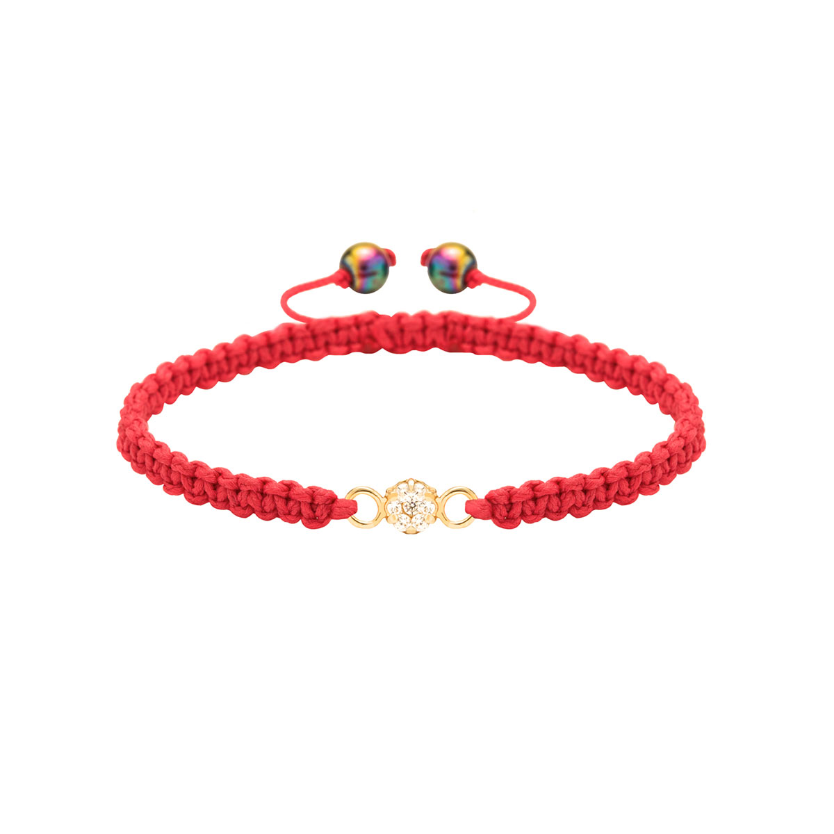 دستبند طلا Flower