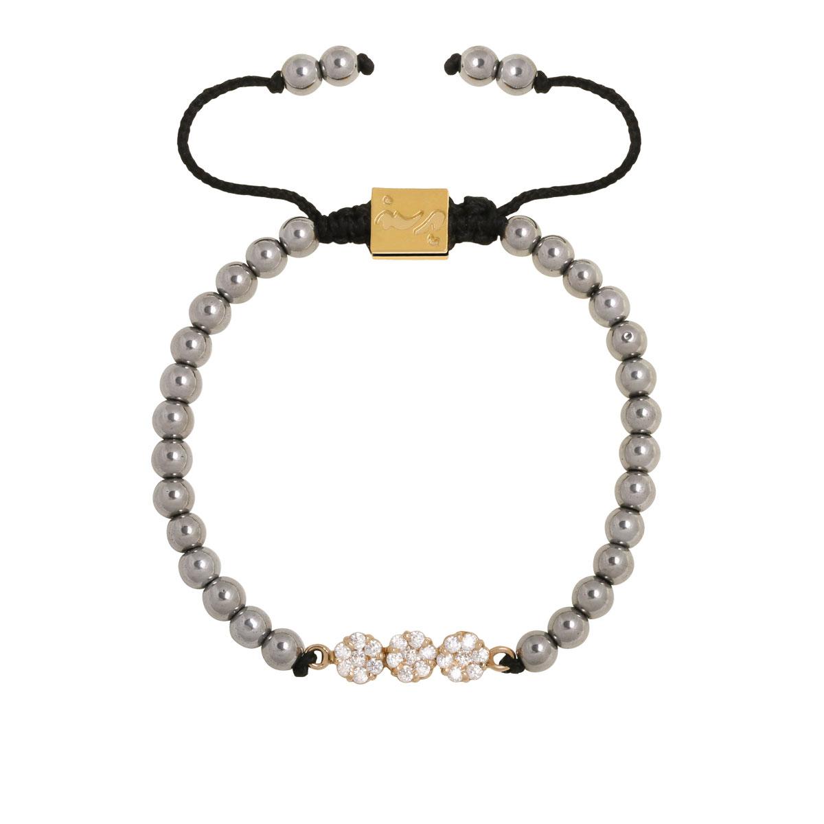 دستبند طلا Flowers
