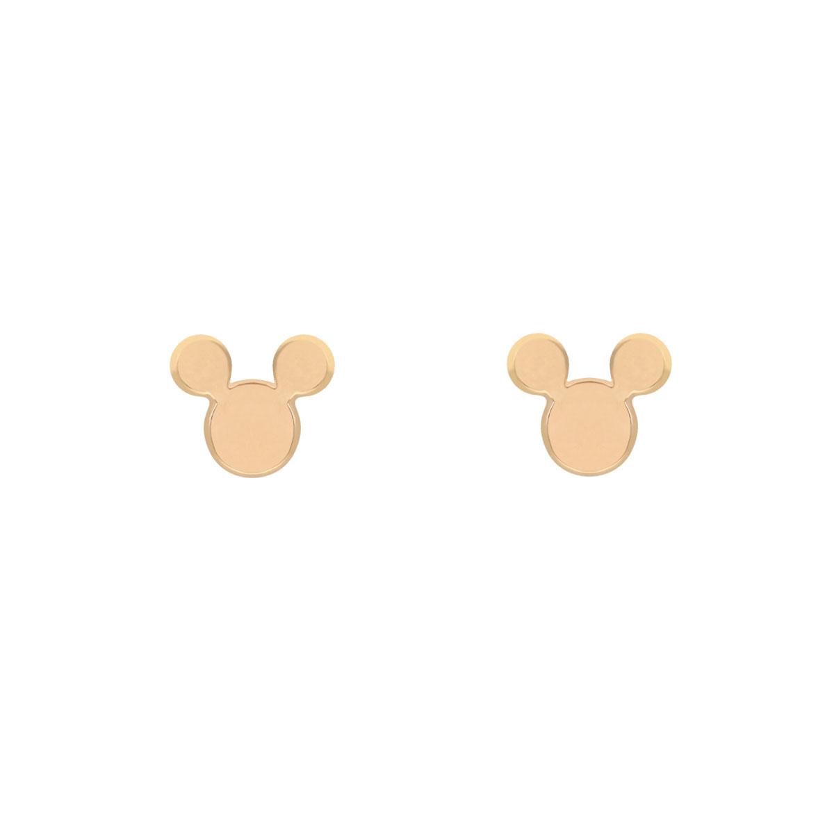 گوشواره طلا Mickey mouse