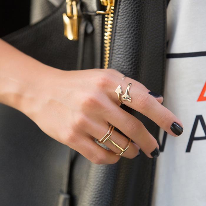 انگشتر طلا لارا 2