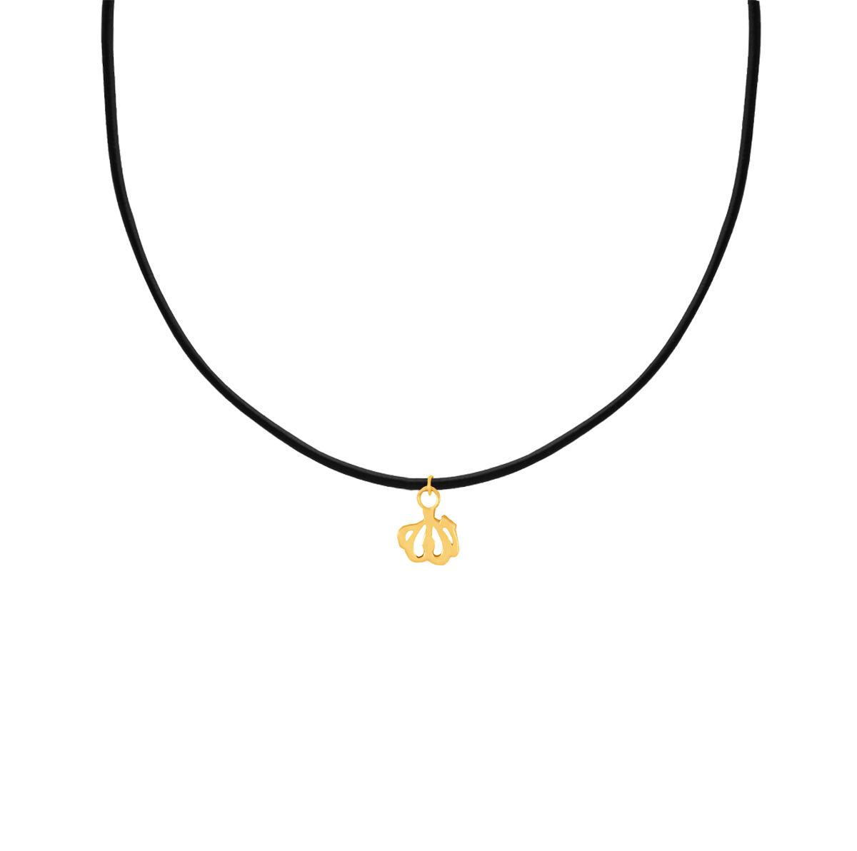 پرسته گردنبند طلا الله