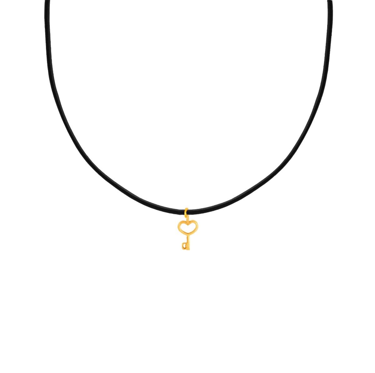 گردنبند طلا کلید
