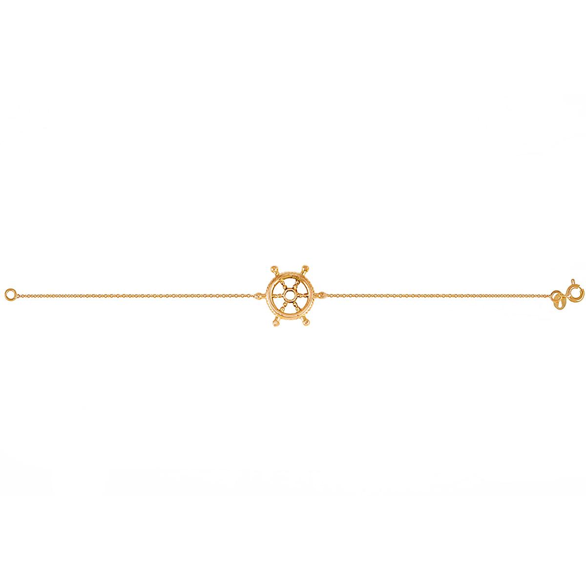 دستبند طلا سکان