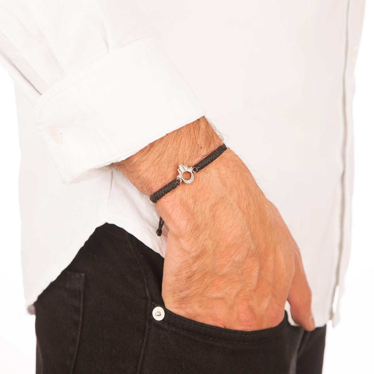 دستبند طلا دست Hamsa