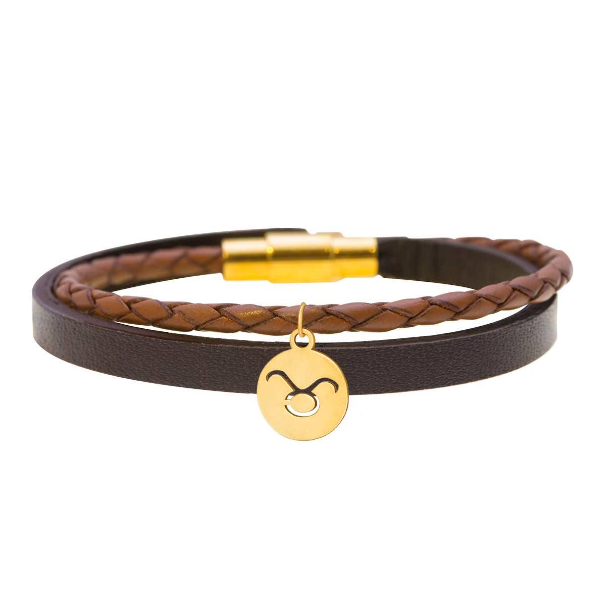 دستبند طلا نماد اردیبهشت
