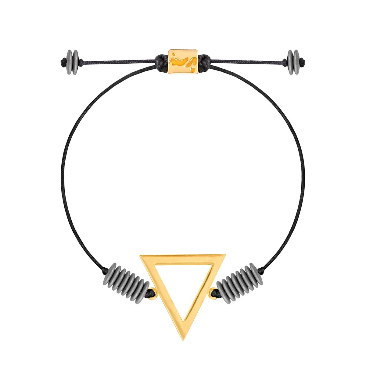 دستبند طلا عنصر آب پرسته