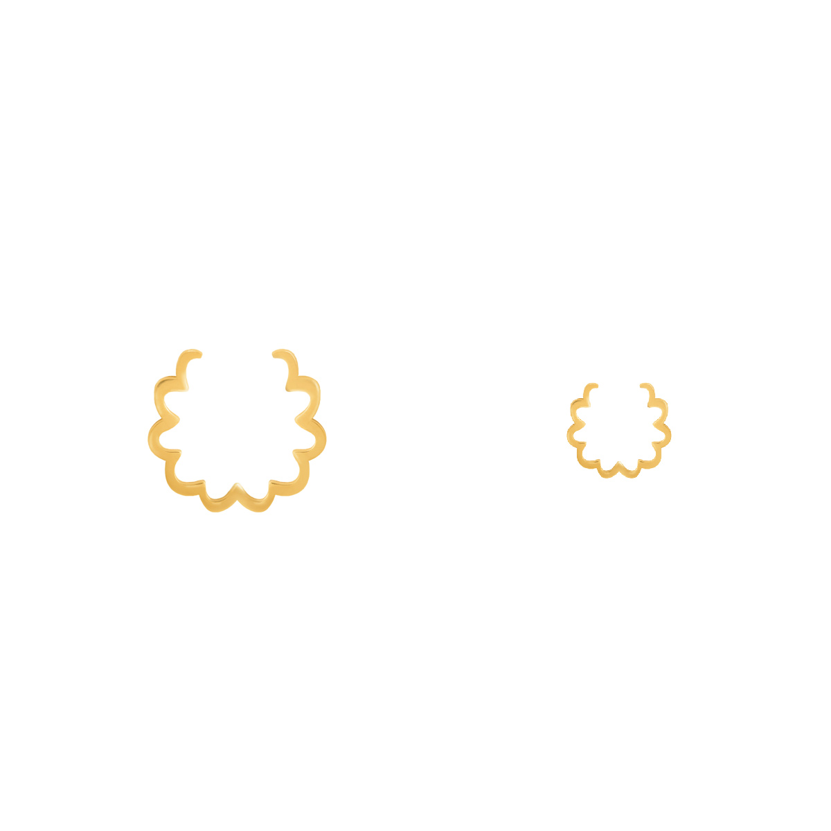 گوشواره طلا کارینا (CARINA)
