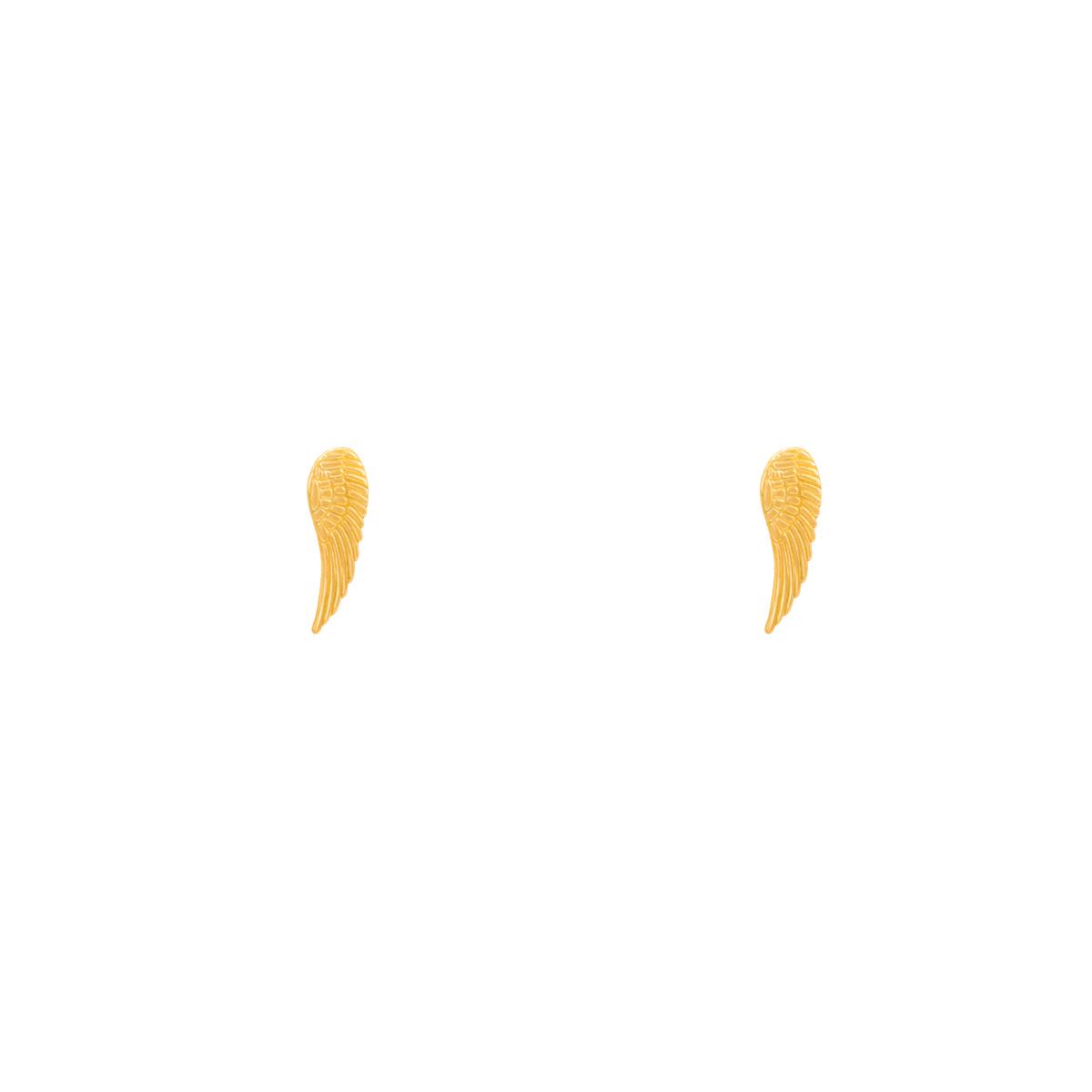 گوشواره طلا بال فرشته