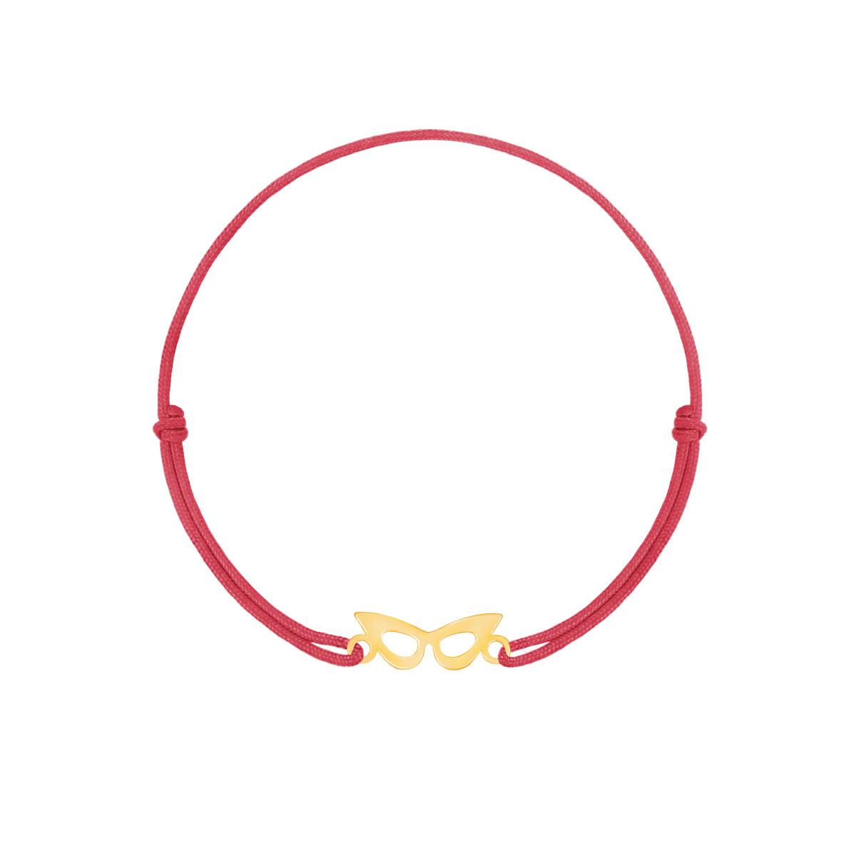 دستبند طلا عینک