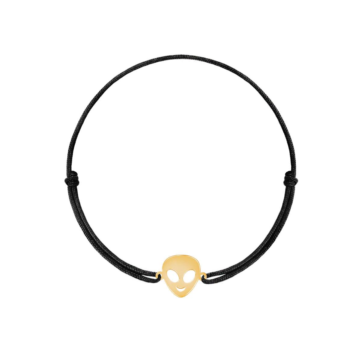 دستبند طلا آدم فضایی