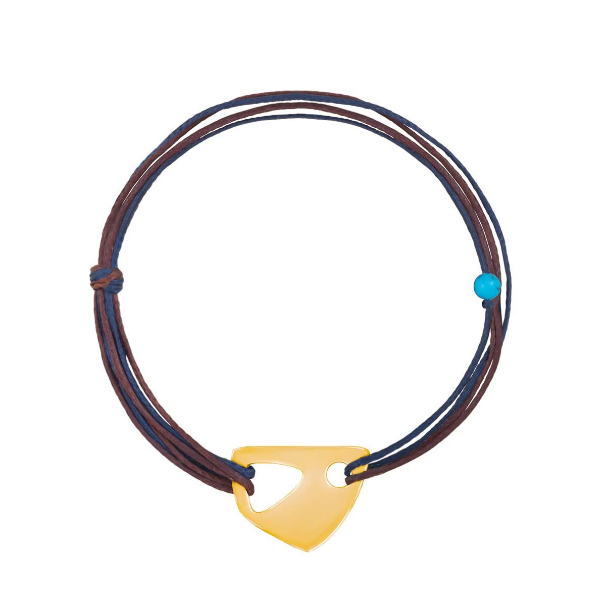 دستبند طلا بافت Shape-2