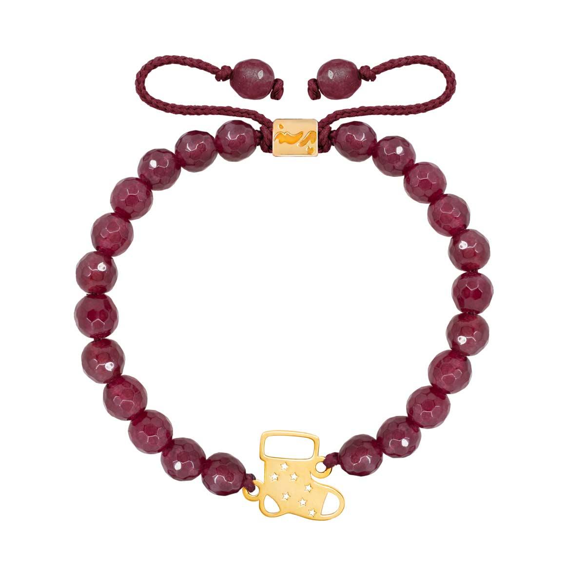 دستبند طلا جوراب