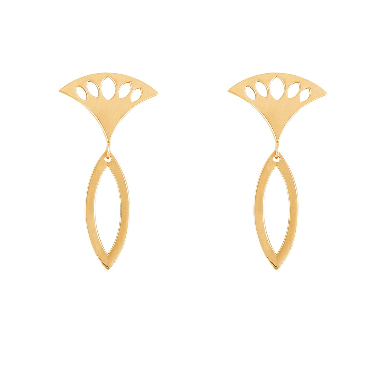 گوشواره طلا اِلنا
