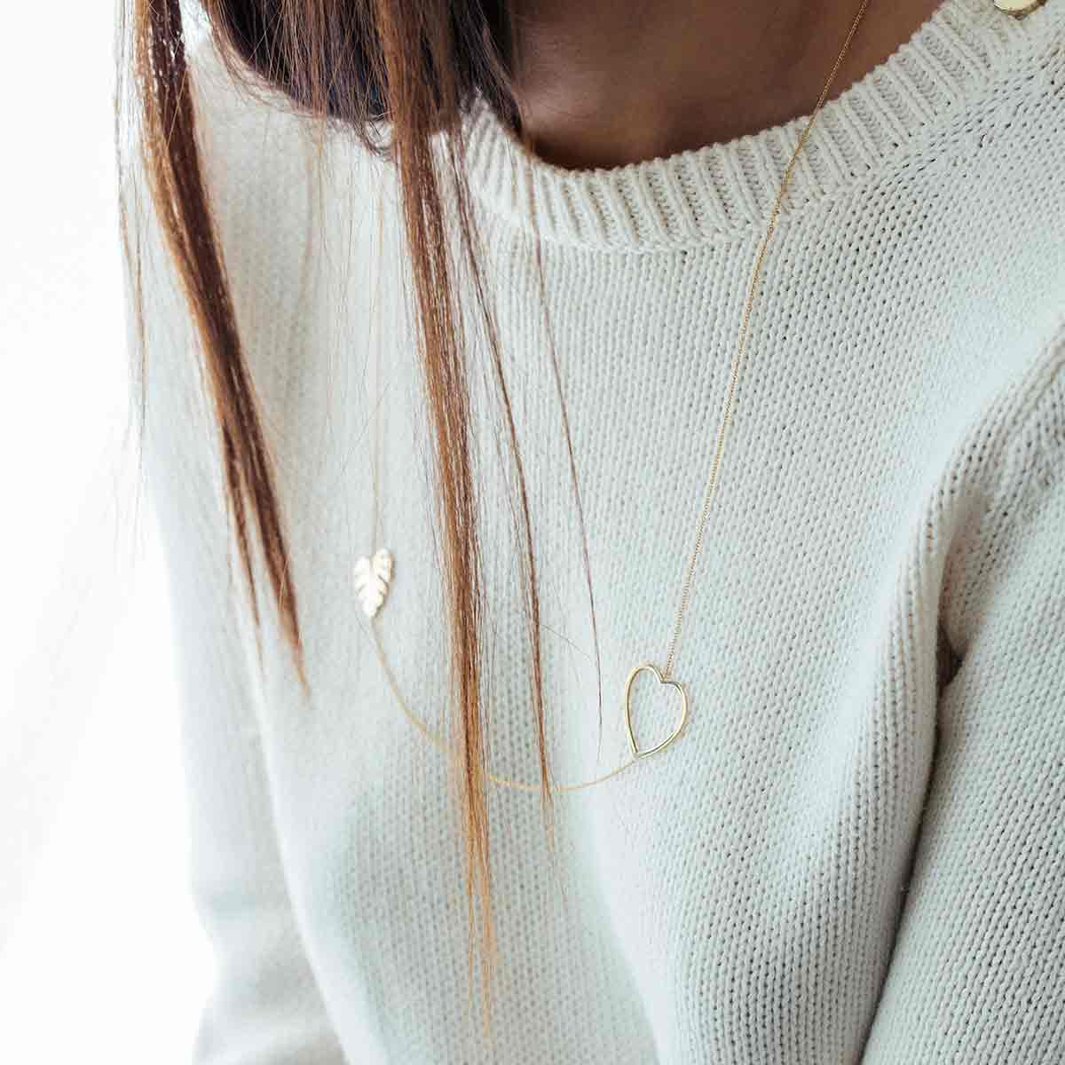 گردنبند طلا لاکشمی Laxmi پرسته