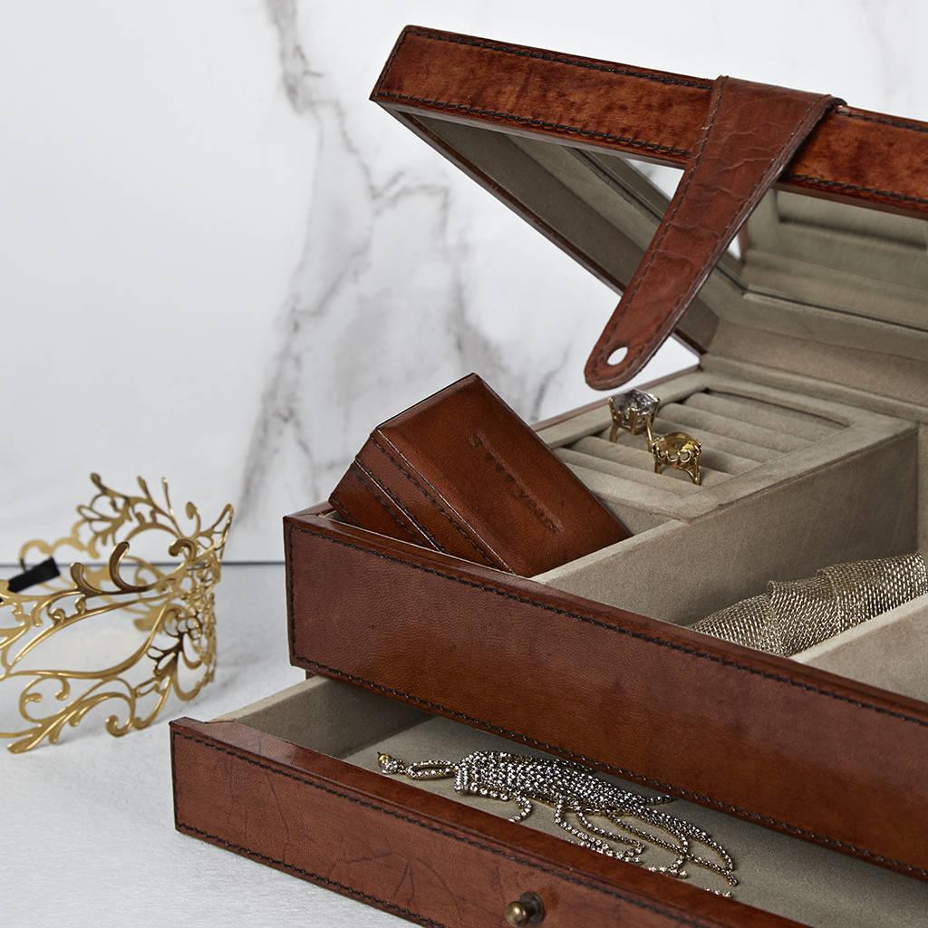 راهنمای خرید جعبه جواهرات