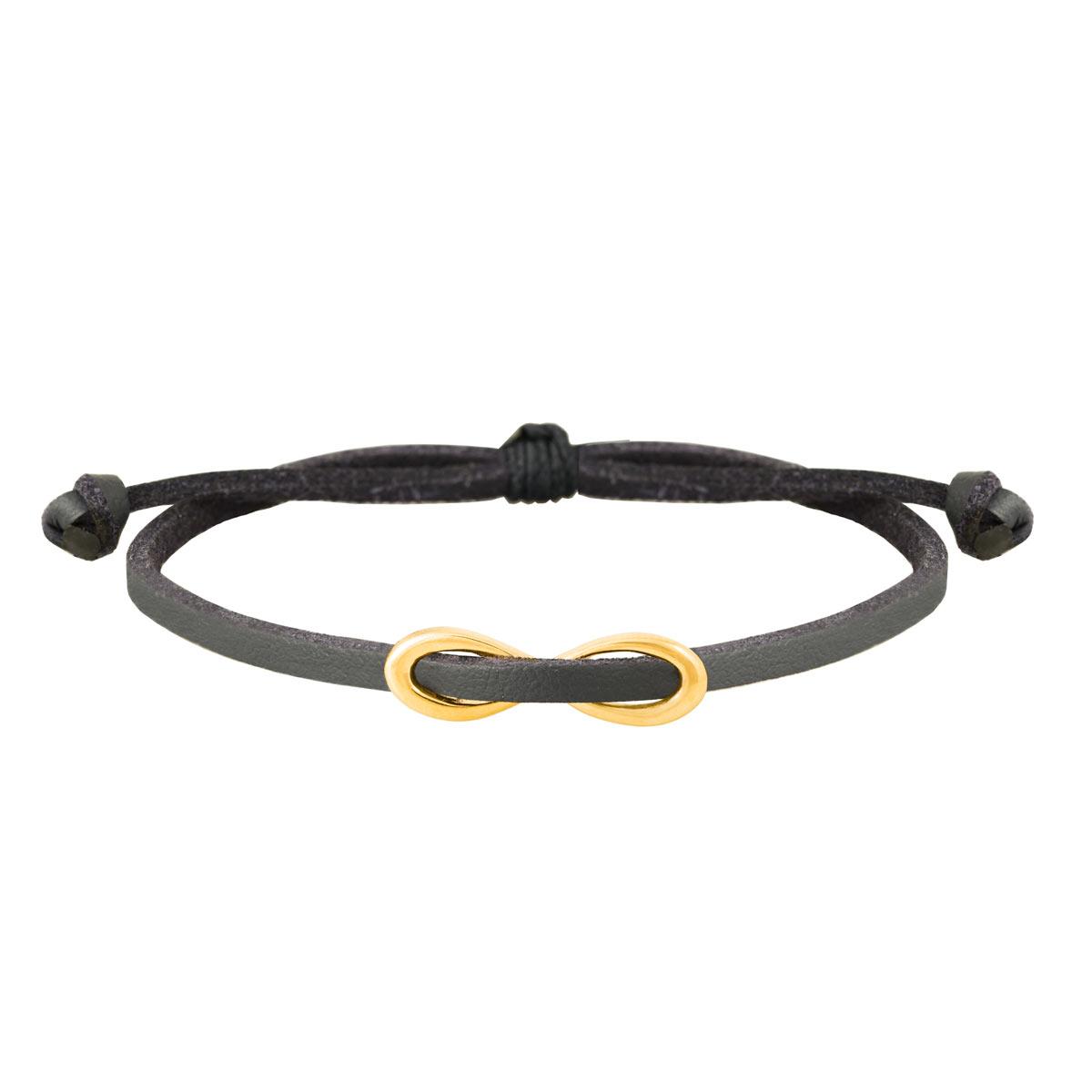 دستبند طلا Infinity