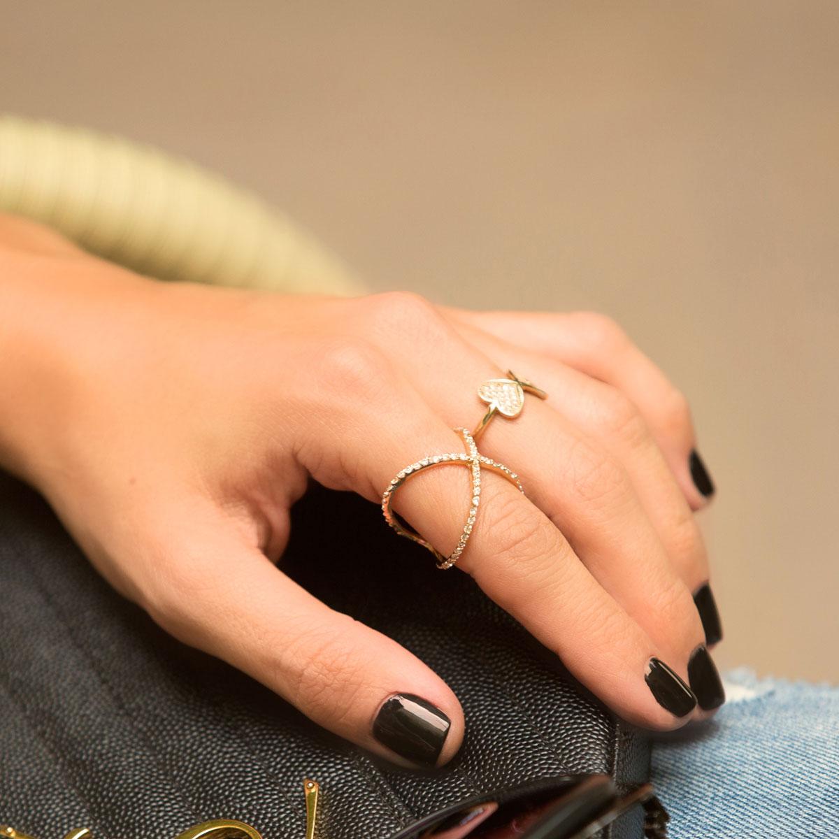 انگشتر در انگشت های مختلف چه مفهومی دارد؟