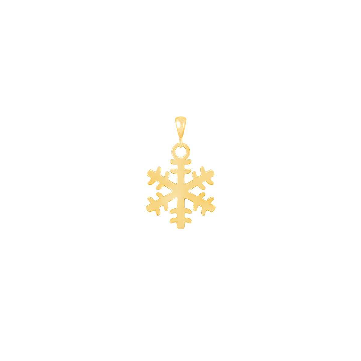 آویز طلا برف |parasteh