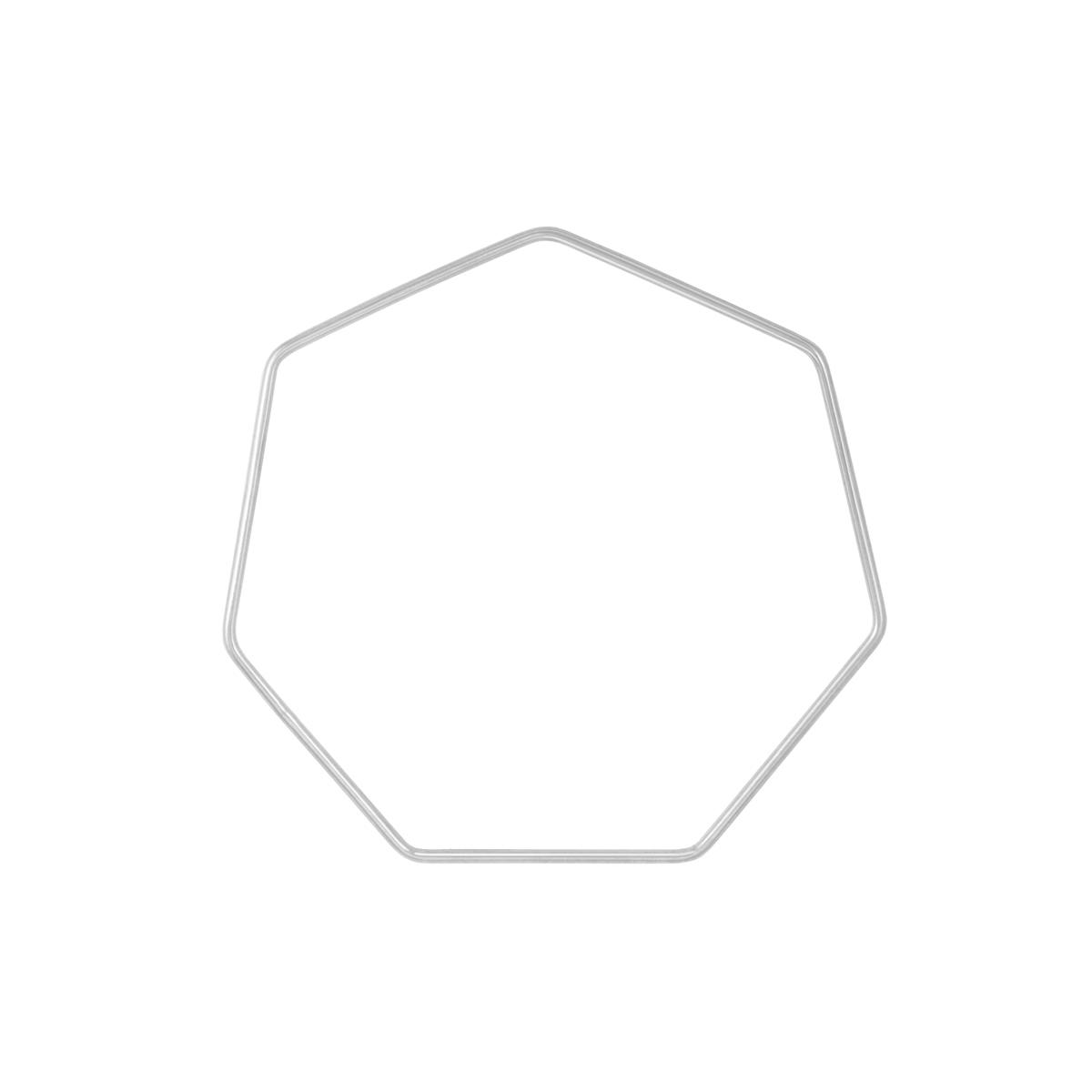 النگو طلا هفت ضلعی