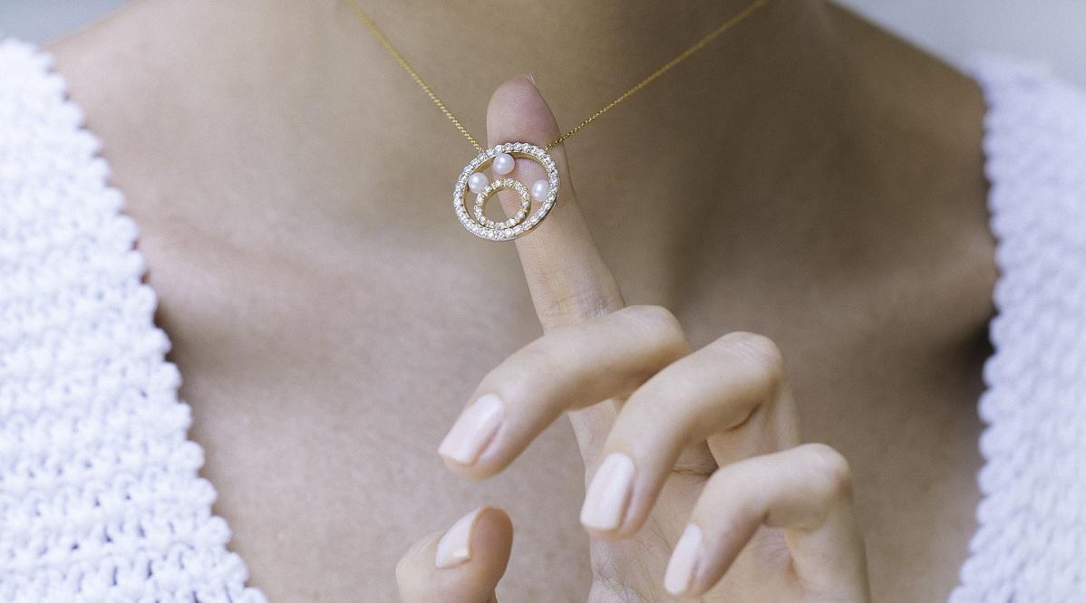 آیا میتوان الماس و مروارید را با هم ترکیب کرد؟