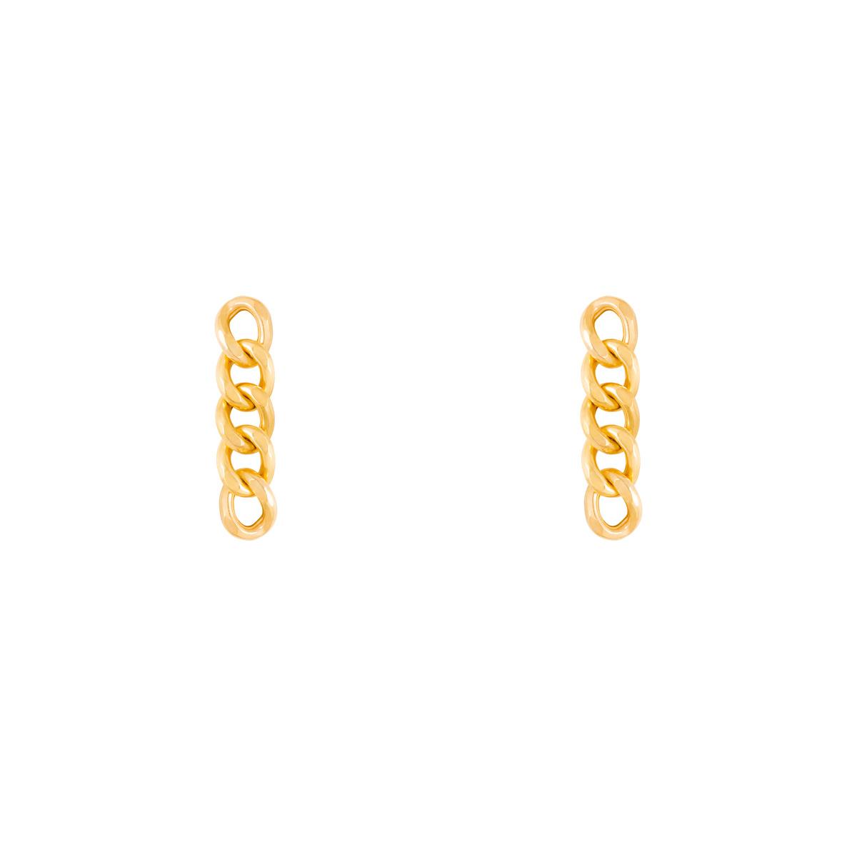 گوشواره طلا کارتیه |parasteh