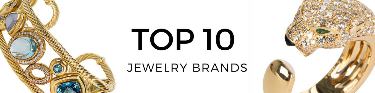 معرفی 10 برند برتر طراحی جواهرات در سال 2019