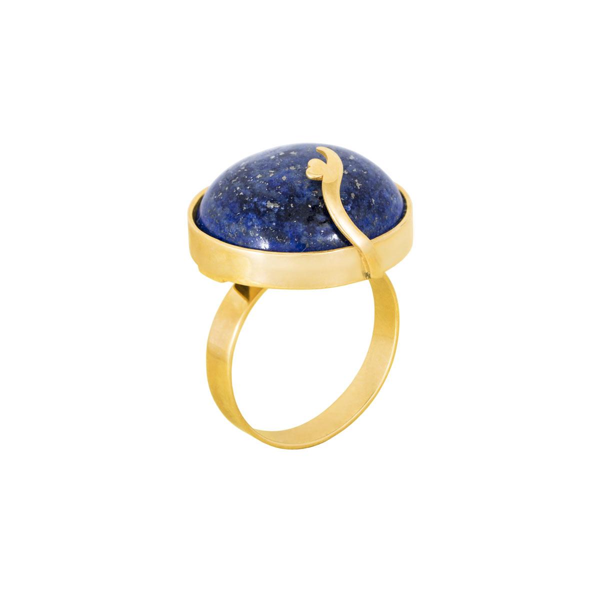 انگشتر طلا سرومهر |parasteh