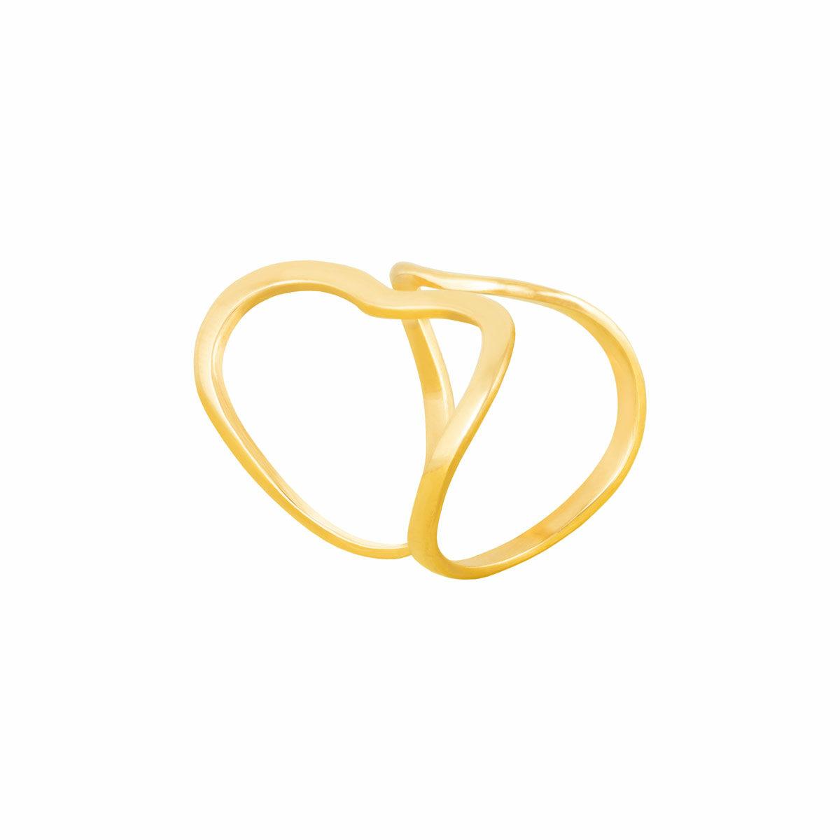 انگشتر طلا Amour